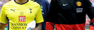 Тоттенхэм против Манчестер Юнайтед (Манчестер, Англия)