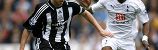 Тоттенхэм Хотспур против Ньюкасл Юнайтед (Ньюкасл-апон-Тайн, Англия)