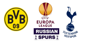 Боруссия Дортмунд - Тоттенхэм Хотспур Лига Европы 2015 2016