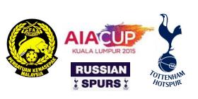 Malaysia XI - tottenham hotspur