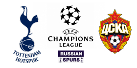 Tottenham Hotspur - CSKA