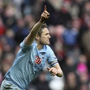 Tottenham Hotspur Robbie Keane