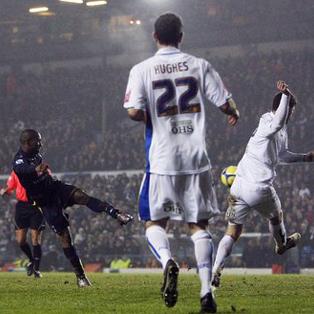 leeds united - tottenham hotspur 1-3 FA Cup
