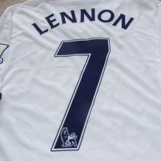 Aaron Lennon Tottenham Hotspur