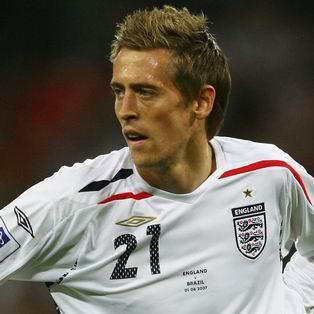 peter crouch England Tottenham Hotspur