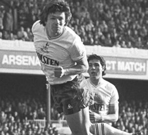 Steve Perryman Tottenham Hotspur
