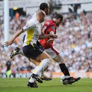 Тоттенхэм Хотспур Манчестер Юнайтед 1:3
