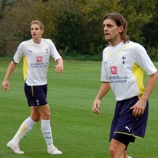 Jonathan Woodgate Tottenham Hotspur