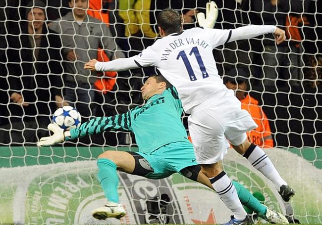 Тоттенхэм  Хотспур - Интер Милан 3:1 Рафаэль ван дер Варт