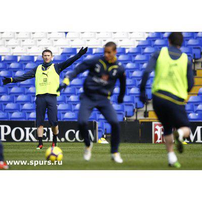 Piter Crouch Tottenham Hotspur