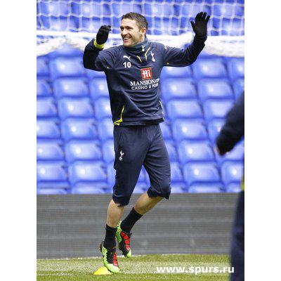 Robbie Keane Tottenham Hotspur