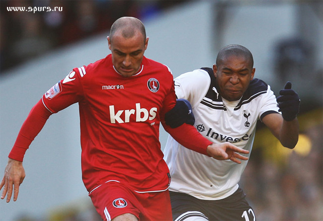Тоттенхэм Хотспур – Чарльтон Атлетик 3:0 Уилсон Паласиос