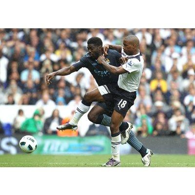 Тоттенхэм  Хотспур - Манчестер Сити 0:0