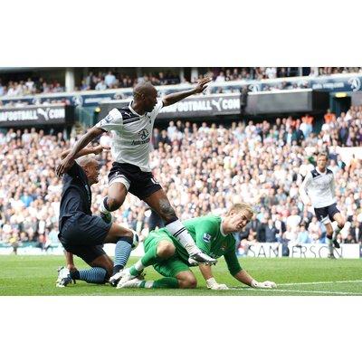 Тоттенхэм  Хотспур - Манчестер Сити 0:0 Джермейн Дефо