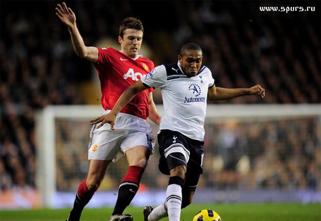 Тоттенхэм Хотспур - Манчестер Юнайтед 0:0 Уилсон Паласиос