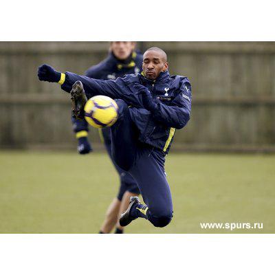 Jermine Defoe Tottenham Hotspur