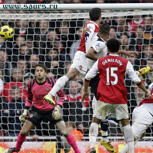 «Арсенал» - «Тоттенхэм Хотспур» 2:3