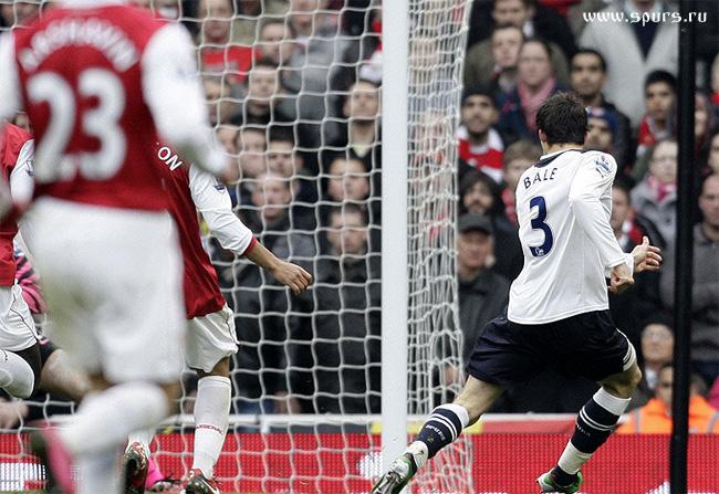 «Арсенал» - «Тоттенхэм Хотспур» 2:3 Гарет Бэйл