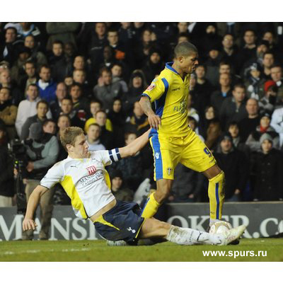 Тоттенхэм Хотспур - Лидс Юнайтед 2:2