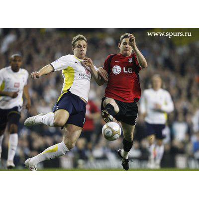 Фулхэм - Тоттенхэм Хотспур 3-1 Кубок Англии