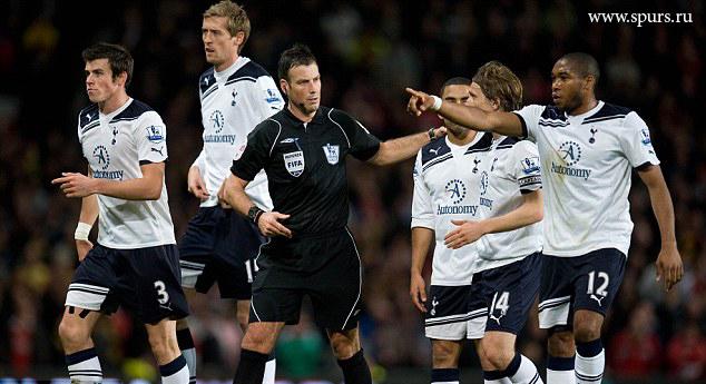 Манчестер Юнайтед - Тоттенхэм Хотспур 2-0