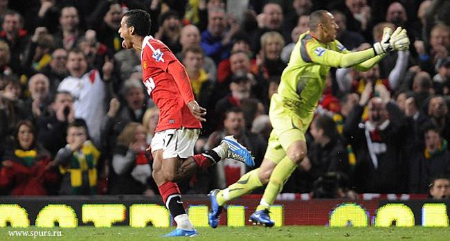 Манчестер Юнайтед - Тоттенхэм Хотспур 2:0