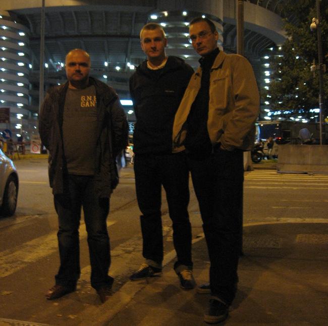 Русские Шпоры в Милане