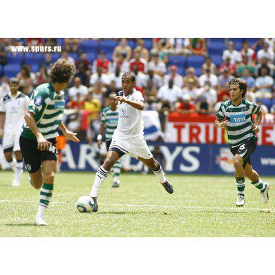 Тоттенхэм  Хотспур - Спортинг Лиссабон 2:2 Кайл Нотон