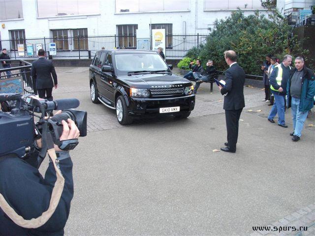 Гарет Бэйл Тоттенхэм Русские Шпоры Russian Spurs