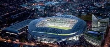 Уайт Харт Лэйн стадион Тотенхем Хотспур