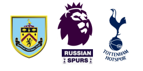 burnley - tottenham hotspur