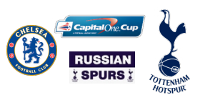 chelsea tottenham capital one cup