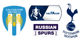 Колчестер Юнайтед - Тоттенхэм Хотспур Кубок Англии 2015/16