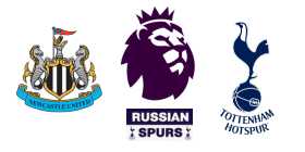 newcastle united - tottenham hotspur