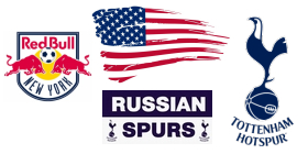 New York Red Bulls - tottenham hotspur