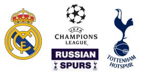 Реал Мадрид - Тоттенхэм Хотспур