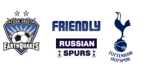 San Jose Earthquakes  - tottenham hotspur