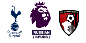 Tottenham Hotspur - Bournemouth