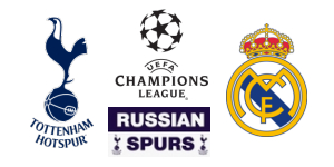 tottenham hotspur - real madrid