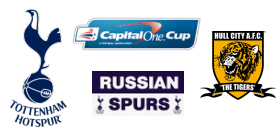tottenham hotspur - hull city