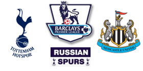 Tottenham v Newcastle