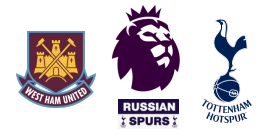west ham united - tottenham hotspur