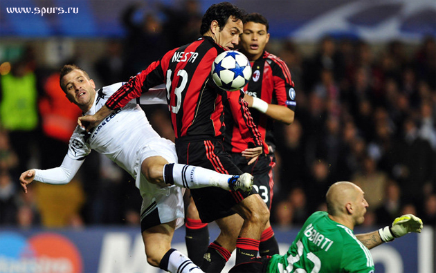 Тоттенхэм - Милан 0:0