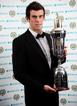 Гарет Бэйл – Лучший Игрок Английской Премьер Лиги сезона 2010/11