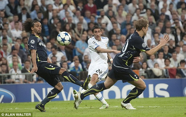 Реал Мадрид - Тоттенхэм Хотспур 4:0 Лига Чемпионов 2010/11