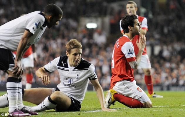Андре Виллаш-Боаш: Тоттенхэм должен быть выше Арсенала