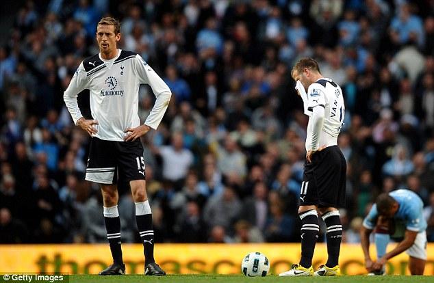 Манчестер Сити – Тоттенхэм Хотспур 1:0