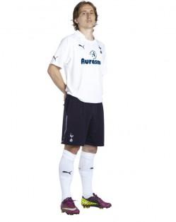 Домашний комплект формы Тоттенхэм Хотспур сезона 2011/12