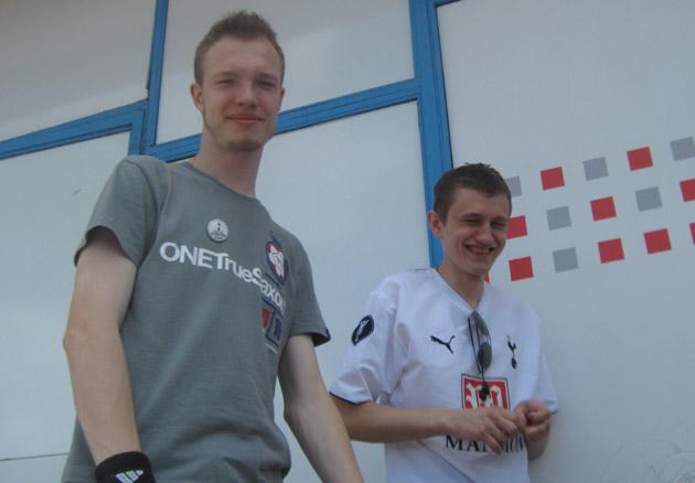 Gareth & Foggy
