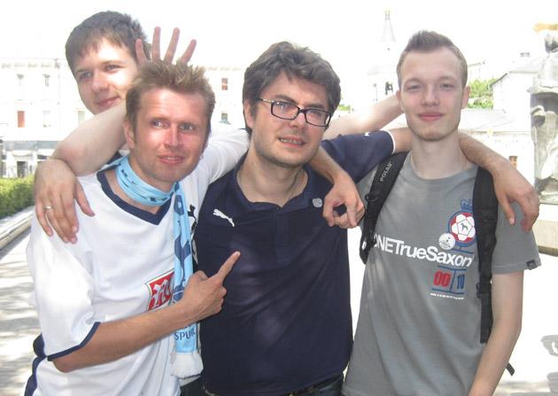 Камаз, Ivan Spursic, Дьюри & Gareth